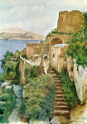 Anacapri 1924.
